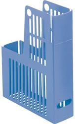Tijdschriftcassette Collecta A4 blauw