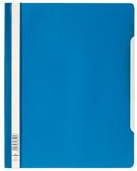 Snelhechter Durable A4 PVC blauw