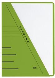Insteekmap Secolor A4 270gr groen