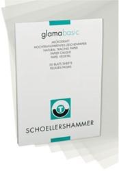 Ontwerpblok Schoellershammer A3 90-95gr transparant 50vel