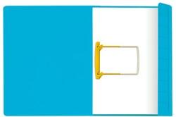 Clipmap  Secolor folio 1 klep 270gr blauw
