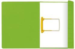 Clipmap  Secolor A4 1 klep 270gr groen