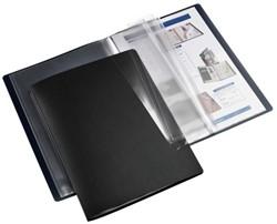 Showmap HF2 flexibel A4 30-tassen zwart