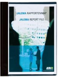 Rapportenmap Jalema A4 met snelhechter zwart