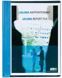 Rapportenmap Jalema A4 met snelhechter blauw