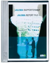 Rapportenmap Jalema A4 met snelhechter grijs