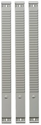 Planbord Element 50 sleuven 48mm grijs