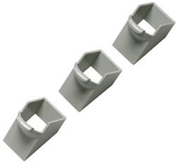 Planbord kaarthouder A5545-211 15mm grijs