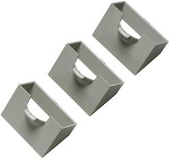 Planbord kaarthouder A5545-221 48mm grijs