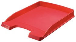 Brievenbak Leitz 5237 Plus slim rood