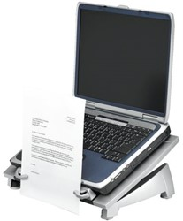 Laptopstandaard Fellowes Office Suites Plus zwart/grijs