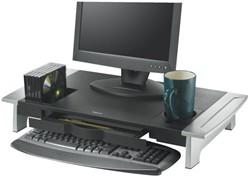 Werkstation Office Suites riser groot zwart/grijs