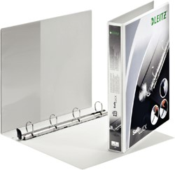 Panoramaringband Leitz SoftClick A4 4D-rings 20mm wit