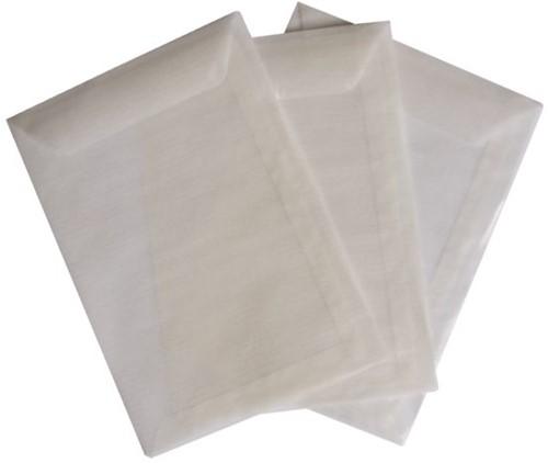 Envelop Quantore loonzak 65x105 50gr pergamijn 1000stuks-3