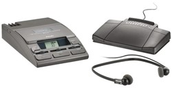Dicteerapparaat Philips LFH 0720T uitwerkapparaat