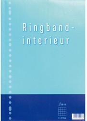Interieur 23-rings 70gr 50vel ruit 5mm
