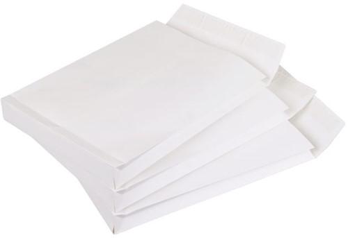 Envelop Quantore monsterzak 229x324x38mm zelfkl. wit 10stuks-2