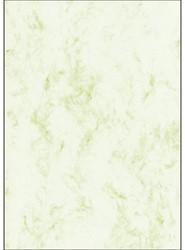 Designpapier Sigel A4 90gr marmer beige