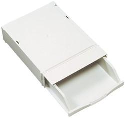 Stapelcassette Pas schuiflade grijs