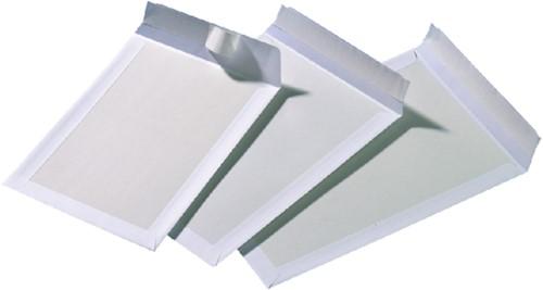 Envelop Quantore bordrug P185 185x280mm zelfkl. wit 100stuks-3