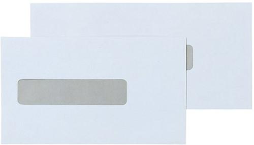 Envelop Quantore 109x224mm venster 2,5x11mm midden 500stuks-2