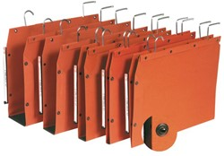Hangmap Elba TUB folio U-bodem 15mm oranje