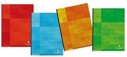 Notitieboek Exacompta Matris 110x170mm lijn assorti