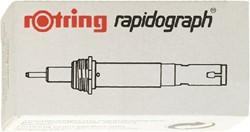 Tekenkop Rotring 755013 rapidograph 0.13mm paars