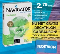 Navigator Eco-logical A4 75Gr-3