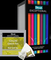 Dilmah Excep. Ceylon Green Tea *50*