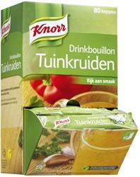 Knorr drinkbouillon tuinkruiden 80