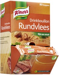 Knorr Rundvleesbouillon 80