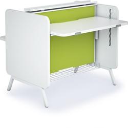 Stand UP zit/sta bench werkplek