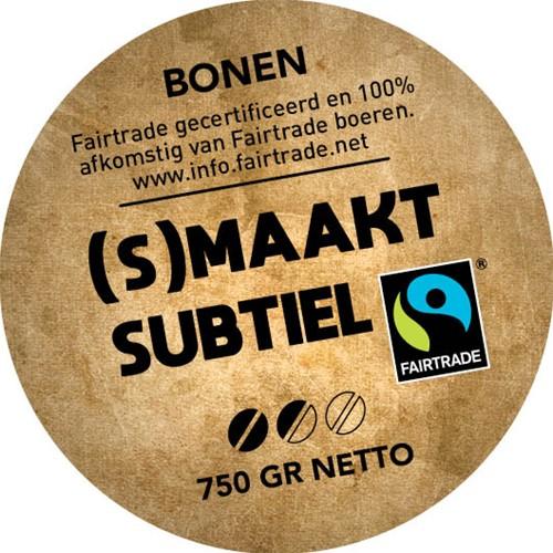 Koffie Ricolt Uthen Subtiel RFA/FT-2