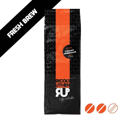 Koffie Ricolt Uthen Opmerkzaam