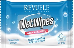 Revuele Wet Wipes Assorti